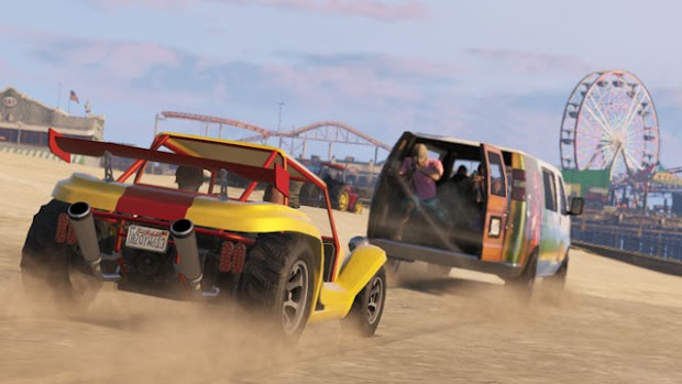 GTA Online stimulus package delayed for one more update, first content updates announced