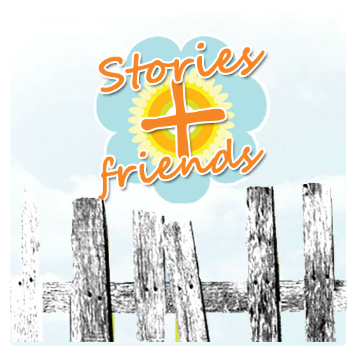 Stories + Friends LOGO-APP點子