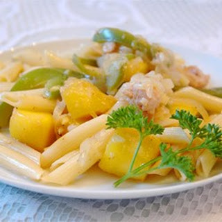 Mango Cream Sauce Chicken Recipes