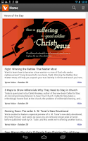 Screenshot of Vyrso: Christian Ebooks