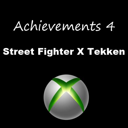 Achievements 4 SF X Tekken 街機 App LOGO-硬是要APP