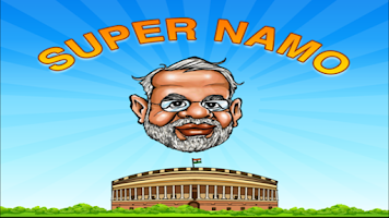 Screenshot of Super NaMo