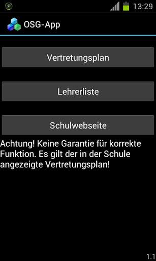 OSG-App