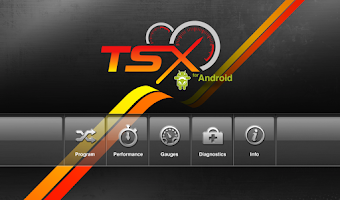 Screenshot of TSX