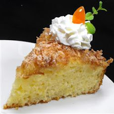 Tropical Coffee Cake