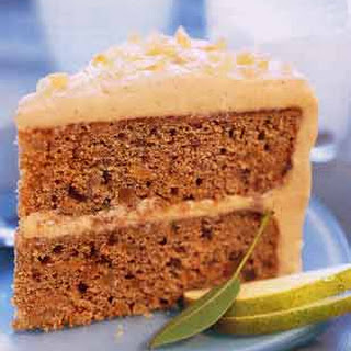 Triple-Ginger Layer Cake