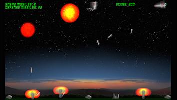 Screenshot of Missile Alert