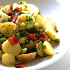 Potato Salad With Horseradish