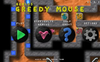 Screenshot of Genius Greedy Mouse