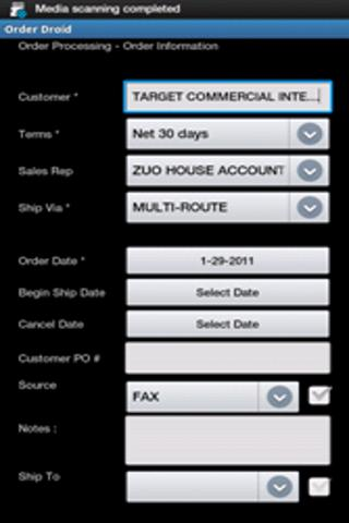 【免費商業App】OrderDroid-APP點子