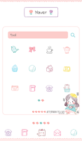 Screenshot of afternoon tea dodol theme