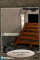 Screenshot of Escape 3D: Library