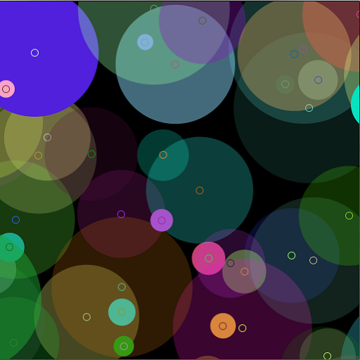 Noisy Bubbles LOGO-APP點子