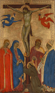 RIJKS: Giovanni da Milano: The Crucifixion 1360