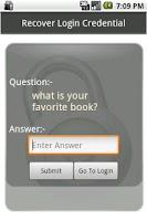 Screenshot of Password Guardian
