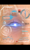 Screenshot of Retina Scanner