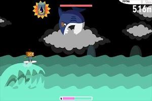 Screenshot of Robo Surf