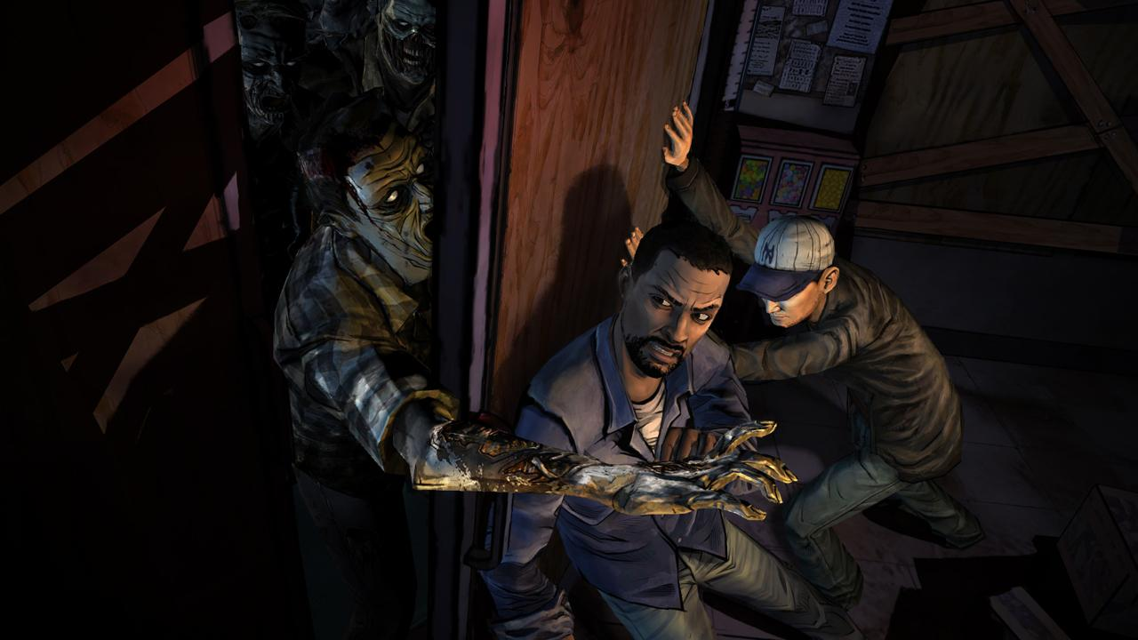 The Walking Dead: Season One Screenshot 17