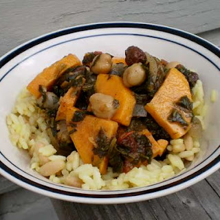 West African Vegetable Stew