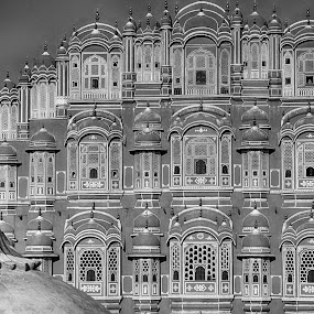 View through the lens by Ashish Garg - Black & White Buildings & Architecture (  )