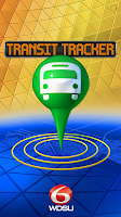 Screenshot of WDSU Transit Tracker