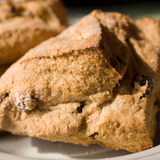 Whole-Wheat Scones