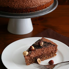 Chocolate Hazelnut Mousse Cake – Low Carb and Gluten-Free