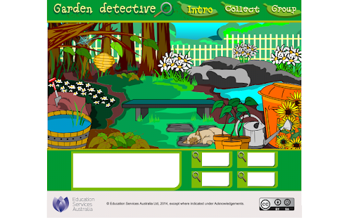 GD: Australian garden - screenshot