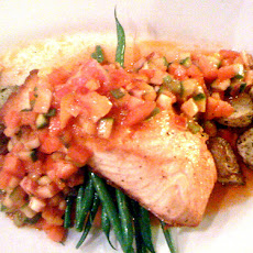 Salmon Adobado - Mexico