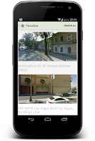 Screenshot of Street Panorama
