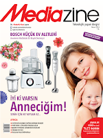 Screenshot of Mediazine Türkiye