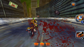 Screenshot of Satan's Zombies