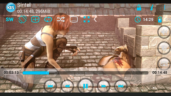 App BSPlayer FREE APK for Kindle