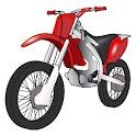 Motocross Glossary icon