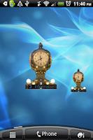 Screenshot of Grand Central Widget Free
