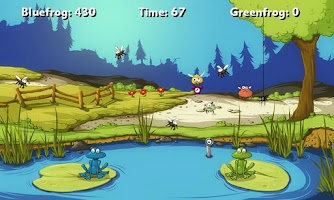 Screenshot of A Frog Game Free