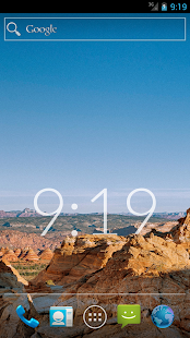 Coyote Buttes Live Wallpaper - screenshot