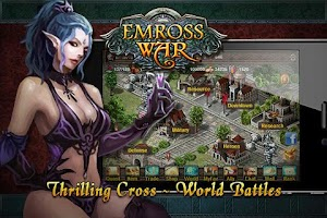 Screenshot of Emross War