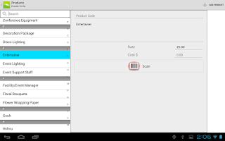 Screenshot of Invoice2go - Invoice App