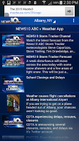 Screenshot of Storm Tracker - NEWS10 Weather