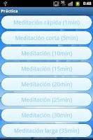 Screenshot of Meditation Course (Practical)