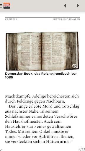 SPIEGEL GESCHICHTE - screenshot