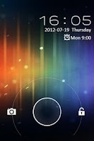 Screenshot of GO Locker ICS Theme