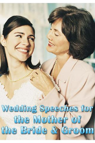 Wedding Speeches for Mother