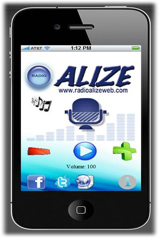 Radio Alizé Web