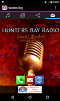 Screenshot of Hunters Bay Radio