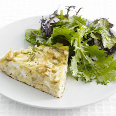 Feta-and-Cauliflower Frittata