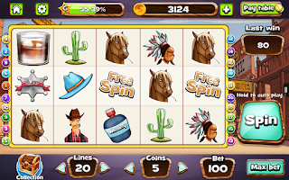 Screenshot of WOW Jackpot Slots