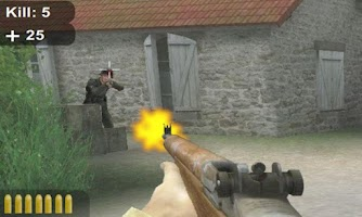Screenshot of Assault Hero - Shooting Game