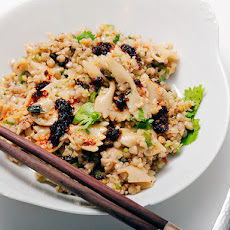 Chinese Kasha Varnishkes